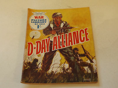 WAR PICTURE LIBRARY NO 383!,dated 1967!,V GOOD for age,great 50!YEAR OLD issue.