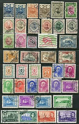 Middle East, Kingdom Of West Asia collection of 97 stamps.