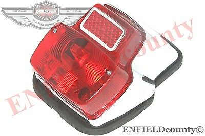 Vespa Rear Brake Lamp Tail Light V50 V90 Primavera Scooters @cad