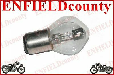 Lambretta Vespa Bosh Type Ba 20D Pair Head Light Bulb 12V-35/35W W/s @cad