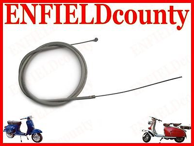 New Vespa Scooter Friction Free Gear Cable Vbb Vbc Vlb & Old Vespa Models @cad