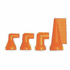 LOC-LINE 90 Degree  Nozzle Asst.,For 1/2In Hose, 51832