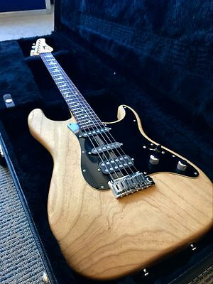 Schecter S Series Custom Shop Guitar Made in USA One Piece!!!