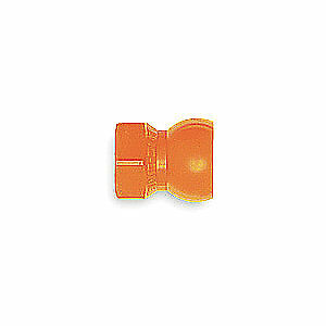 LOC-LINE Hose Flare Nut Adapter,3/8 In SAE,PK4, 51823