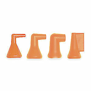 LOC-LINE 90 Degree  Nozzle Asst.,For 1/4 In Hose, 41474