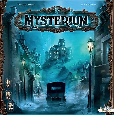 Mysterium - Board Game (as new)