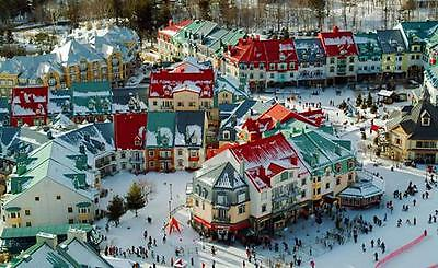 MONT TREMBLANT GETAWAY ( VALUE $3500 cdn ) LOTS OF DATES TO PICK FROM