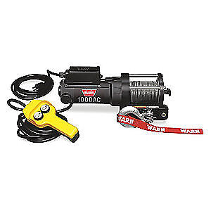 WARN Electric Winch,4/5HP,115VAC, 80010