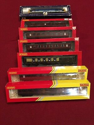 Lima And Hornby 00 Gauge Passenger Train As New In Boxes