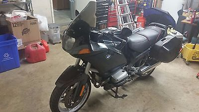 1994 BMW R-Series  1994 BMW R1100RS ABS