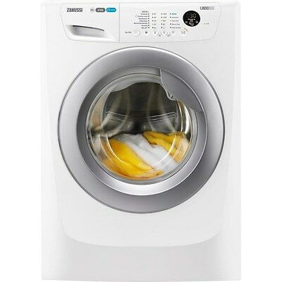 Zanussi Lindo300 ZWF01483WR 10kg 1400 rpm Washing Machine White HA0981