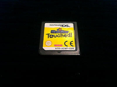 Wario Ware Touched - Jeu Game console Nintendo DS (3DS)