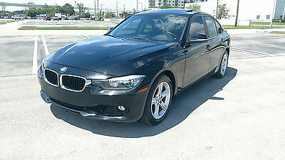 2013 BMW 3-Series Base Sedan 4-Door 2013 BMW 328i xDrive AWD RUNS GREAT TWIN TURBO 4 CYLINDER NICE BMW BEST OFFER
