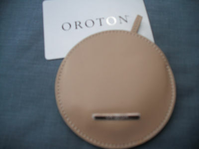 New OROTON Mirror with Leather Case BNWT RRP $39.00