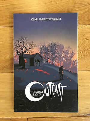 Outcast Volume 1: A Darkness Surrounds Him - Image Comics - Graphic novel