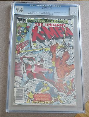 Uncanny X-Men #121 Cgc 9.4 1St Full Appearance Alpha Flight Marvel John Byrne