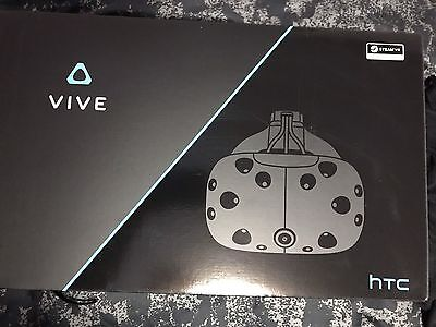 Htc Vive Virtual Reality Kit