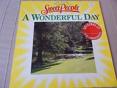 SWEET PEOPLE - A wonderful day
