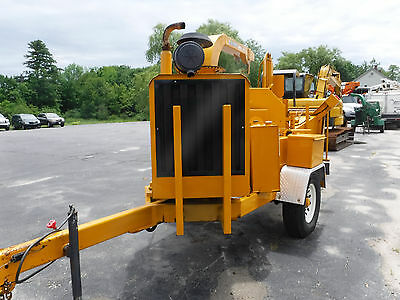 2002 bandit 200+ wood chipper