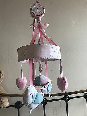 Mothercare Little Lane Musical Cot Mobile