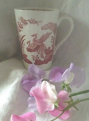 Very Rare Furnivals Old Chelsea Red Or Pink Mug  Dated 1890-1913