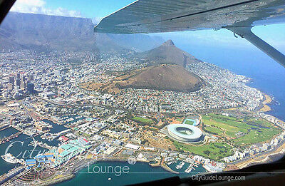 "Cape Town Scenic Airplane Flight ""Full Peninsula"" for 2 Persons - LIMITED OFFER!"