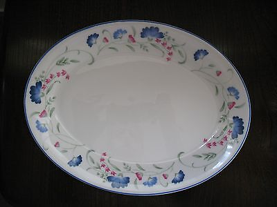 REDUCED PRICE Royal Doulton Expressions Windermere Oval platter 34cms