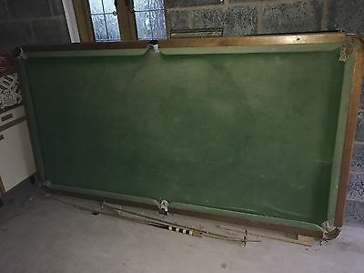 Snooker Table 8x4