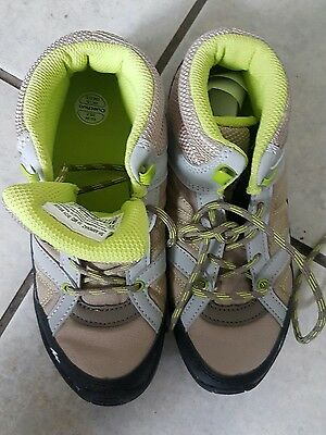 quencha walking boots size 1.5