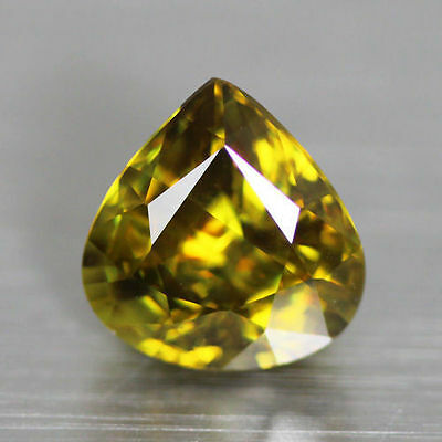 2.72Cts Gorgeous-Natural-Very Amazing Madagascar  Sphene-Loose Gemstone
