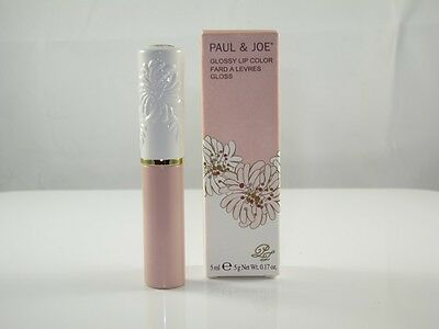 °°° PAUL & JOE fard à lèvres 5 ml glossy lip color teinte n° 4 NEUF °°°