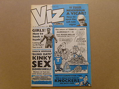Viz Comic #28 - February/march 1988 - Authentic Original Early Copy