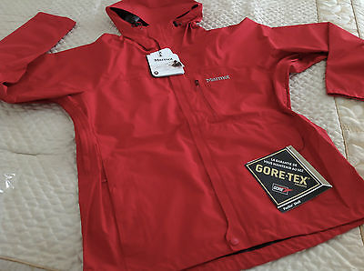NEW Marmot Men's Minimalist Jacket w/ Gore-Tex Paclite Technology size Medium
