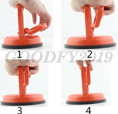 Mini Dent Puller Bodywork Panel Remover Remove Tool Car for SUV Suction Cup Pad