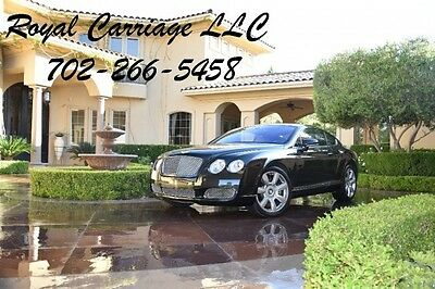 2004 Bentley Continental GT GT Coupe 2-Door 2004 Bentley Continental 2dr Cpe GT