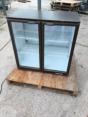 Refrigerated Drinks Display Cabinet Restaurant Commercial Cafe Sandwich Shop