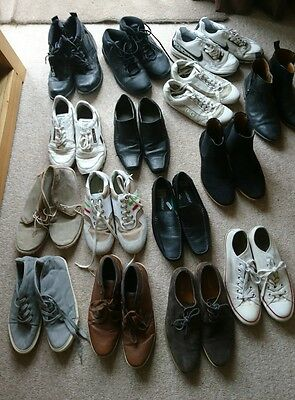 joblot mens shoes and trainers