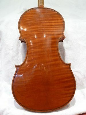 Private COLLECTION to SELL 110: Nice Italian VIOLIN - GEIGE with Certificate