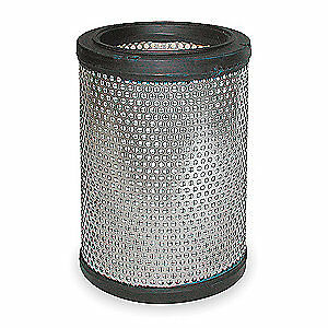 WELCH Filter Element,4 in. H,4 in. Dia., 1417G