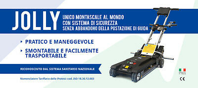 Montascale  Mobile  Jolly Standard