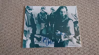 Pearl Jam Picture - Copy of signed picture - Large
