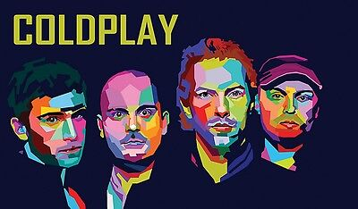 2 Seating Coldplay Tickets Croke Park 8Th Of July