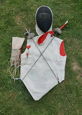 allstar fencing foils, fencing mask and other items