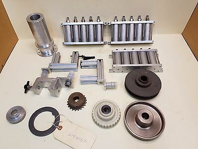 Large Assorted Lot of Miscellaneous Parts From a Mechanical Engineer Tool Box