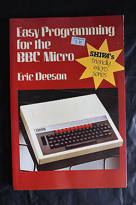 EASY PROGRAMMING for the Vintage BBC MICRO - 128 Pages