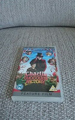 Charlie And The Chocolate Factory -*- Psp -*- Umd -*-