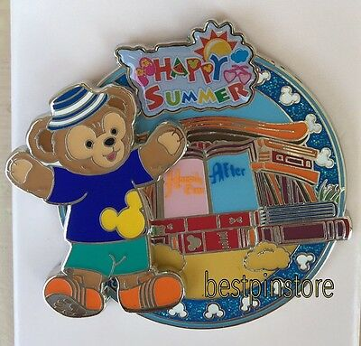 Disney pin - HKDL 2017 Happy Summer Series - Duffy