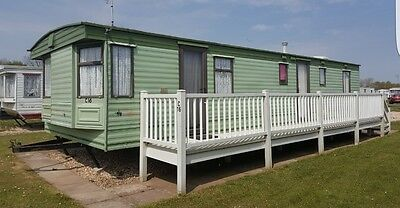 6 Berth Static Caravan Skegness Lincolnshire Weekend Deals Plus October Dates