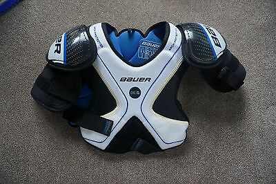 ice Hockey Shoulder Pads Bauer One 15 Senior Large