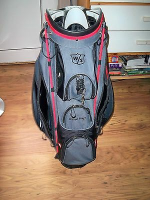 Wilson Staff Nexus II Golf Cart Bag